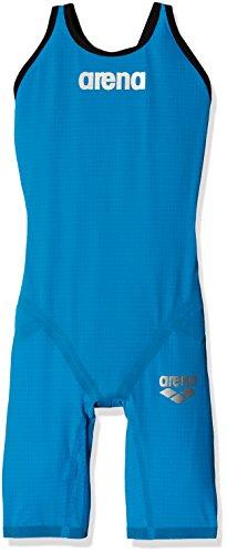 ARENA W Pwsk Carbon Pro Mk2 Fbslc Bañador 1 Pieza, Mujer, Azul (Cyan), 32