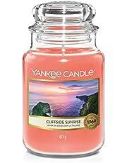 Yankee Candle Stjus, Cliffside Sunrise, klassisk stor burk