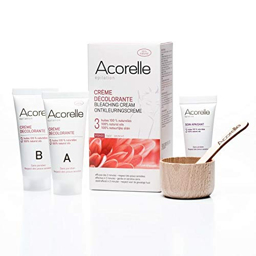 Acorelle Bleaching Cream for Face and Body NEW