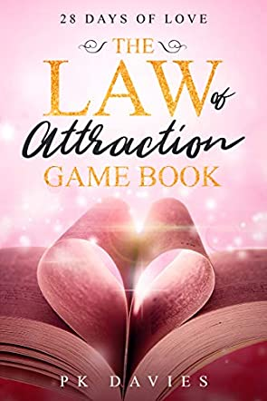 Law of Attraction Game Book: 28 Days of Love