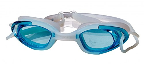 Best Sporting Schwimmbrille Numen, blau/weiß