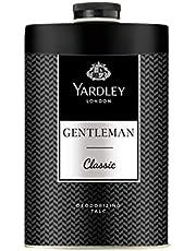 Yardley London Gentleman Deodorizing Talc Talcum Powder for Men 100gm by Yardley