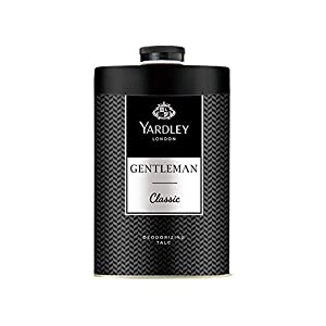 Yardley London Gentleman Deodorizing Talc Talcum Powder for Men 100gm 7