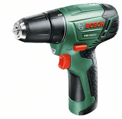 Bosch PSR 10,8 LI HomeSeries Akku-Bohrschrauber