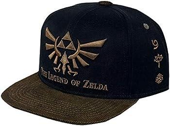 Zelda Casquette La Légende de Zelda Logo