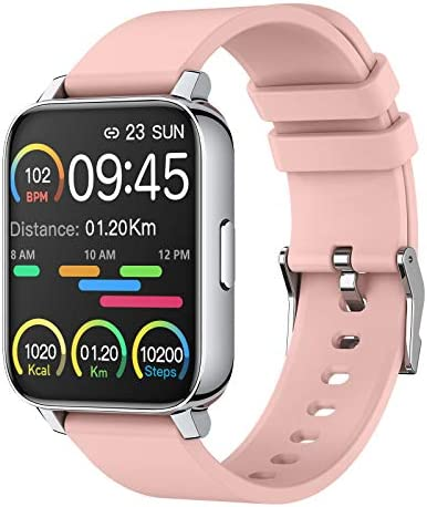 Smart Watch for Women 1 69 Touch Screen Fitness Tracker Watch IP67 Waterproof Smartwatch with product image