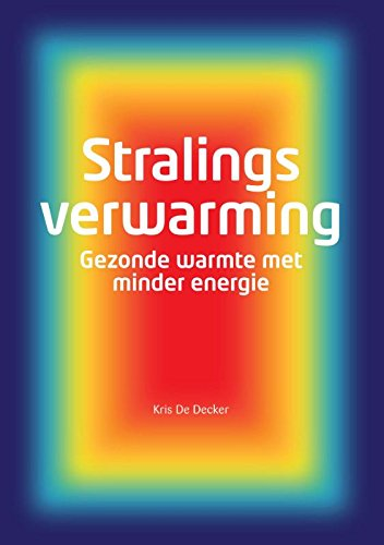 Stralingsverwarming: gezonde warmte met minder energie
