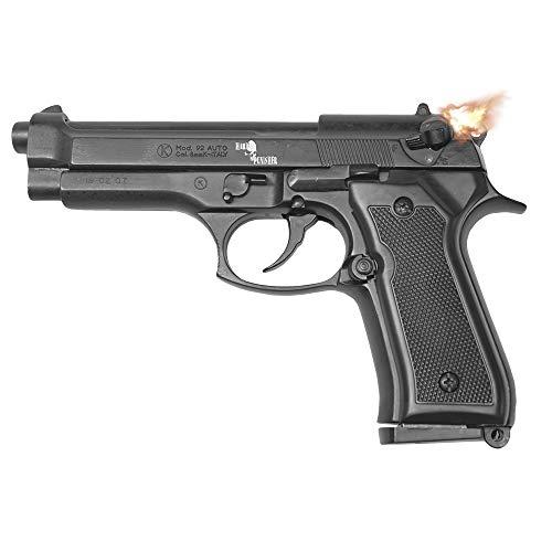 Kimar Pistola en Blanco Beretta P92, Calibre 8 mm (Negro)