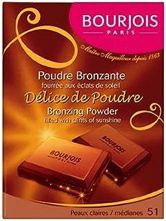 bourjois Bronzing Powder - 51 Peaux Claires, 16.5 g