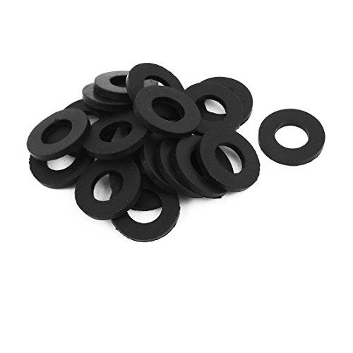 Aexit 27,5mm OD O-Ring-Schlauchdichtung Flache Gummi-Unterlegscheibe Lo-t für Wasserhahn Tülle 20st (a2d74939b4725c01166aacf9cfdd1e83)