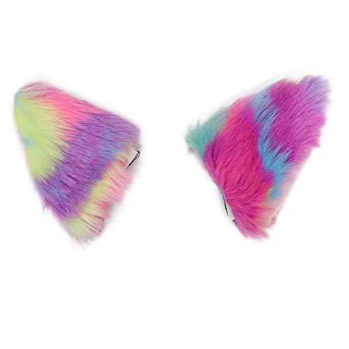 Vipithy Fille Épingle À Cheveux Rôle Jeu De Rôle Style Animalier Accessoires Pour Cheveux Vêtements, 2#