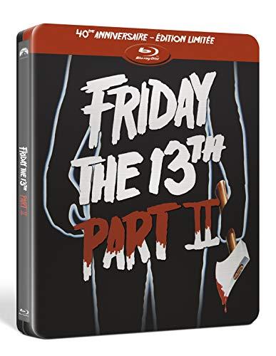 Le Tueur du Vendredi (Friday The 13th Part 2) [40ème Anniversaire-Édition limitée-Blu-Ray-Boîtier SteelBook]