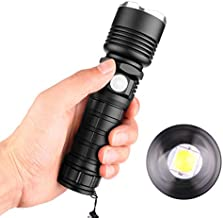 Meiyiu LED Portable Outdoor Camping Flashlight with Low Power Reminder Function