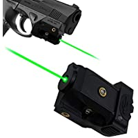 Lasercross Green Laser Pistol with Rechargeable Battery