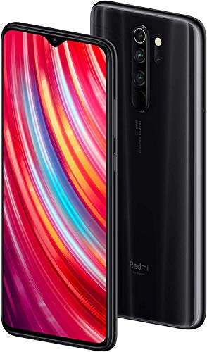 Xiaomi Redmi Note 8 Pro 128GB, 6GB RAM 6.53' LTE GSM 64MP Smartphone - Global Model (Mineral Grey)