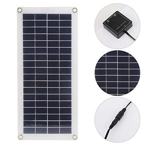SALUTUYA Cargador Solar portátil del Panel de la célula Solar del USB del Panel del Cargador de 10W para Todos los electrodomésticos pequeños