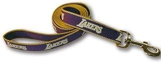 Sporty K9 NBA Los Angeles Lakers Reflective Dog Leash, Medium