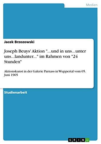 Joseph Beuys' Aktion