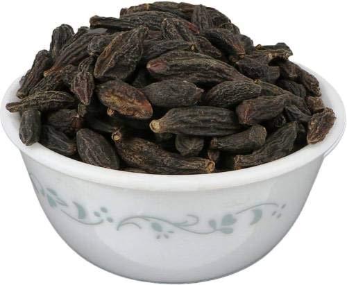 Pinkdose Qualitäts-Schwarz-Karakkaya - Kali Harad - Aralu - Inknut - Haritaki - Kadukkai - Harar - Terminalia Chebula - 250 Gramm Samen