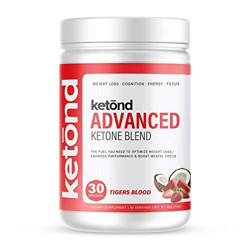 Ketond Advanced Ketone Blend