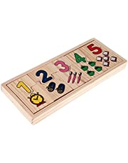لعبة التركيب والتميز التعليمية للأطفال