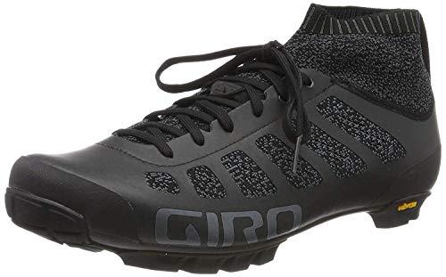 Giro Empire Vr70 Knit MTB, Zapatos de Bicicleta de Montaña para Hombre, (Midnight Blue 000), 40 EU