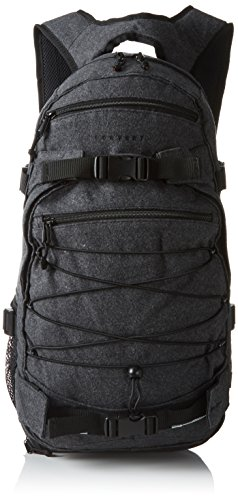 FORVERT Felt Louis Backpack, Grey, OneSize