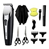 freneci Pro Inalámbrico Handy Hair Set Trimmer USB Recargable Barber Shaver