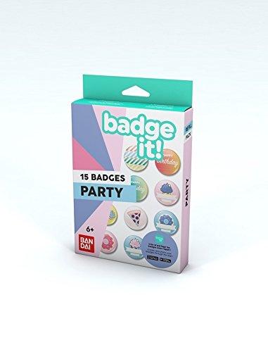 Unbekannt Badge It! Nachfüllpack Party