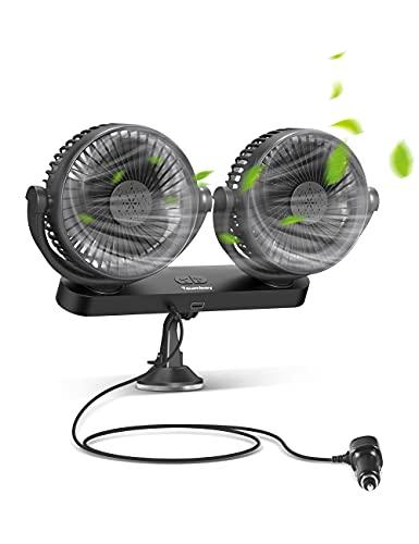 ventilador potente y silencioso fabricante Tsumbay