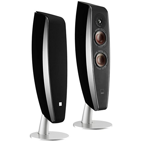 Buy DALI - FAZON F5 - High Performance Floorstanding Speakers (Pair, Black High Gloss)
