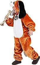 Girls Boys Deluxe St Bernards Spot The Dog Animal Fancy Dress Costume Outfit (UK Age 8-12 (EU140/152))