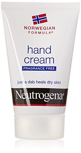 Neutrogena Hand Cream Norwegian Formula, 2 Oz (5 pack)