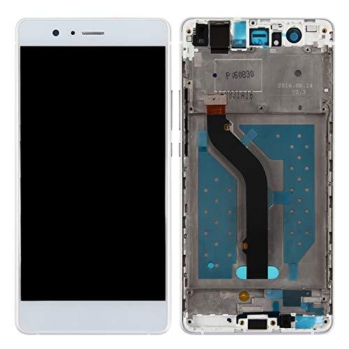 Display LCD + Touch Screen Huawei P9 Lite Vetro Ricambio + Kit Montaggio Bianco