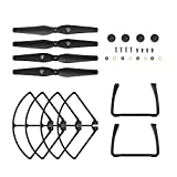 Holy Stone HS100 1080P RC Drone Quadcopter Spare Parts Accessories Blades Kits, Not for 2K Upgraded HS100