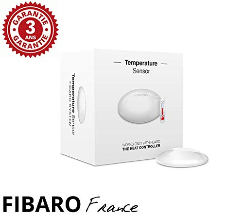 Fibaro Temperature Sensor-Sensor de Temperatura Bluetooth