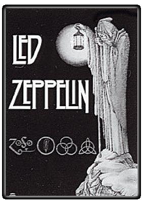 Led Zeppelin - Stairway Flagge