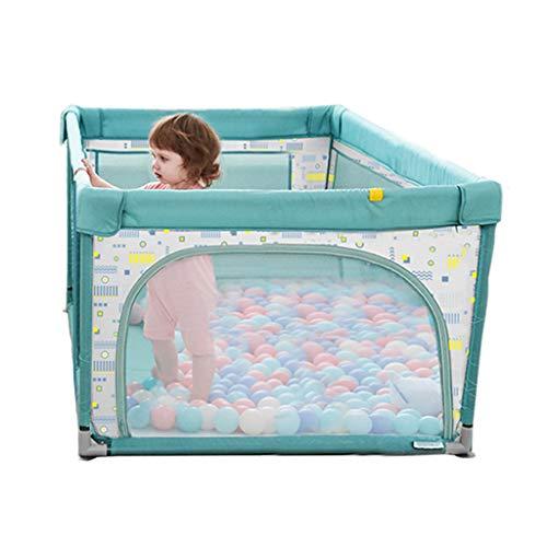 Clôture de sécurité pour bébé, Centre de Jeu de Puzzle de Maison de Jouets de Parc de bébé Durable Castle Infant for Child Kids - Tissu Oxford imperméable