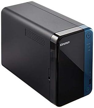 QNAP TS-253Be-4G-US  4GB RAM Version  2-Bay Professional NAS Intel Celeron Apollo Lake J3455 Quad-core CPU with Hardware Encryption