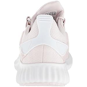 adidas Women's Alphabounce CR Running Shoe, Orchid Tint/White/Gold Metallic, 9.5 M US