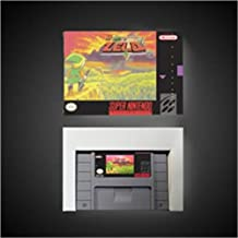 Game card BS The Legend of Zeldaed Remix (Map 1 & Map 2) - RPG Game Card Battery Save US Version Retail Box Game Cartridge SNES , Game Cartridge 16 Bit SNES