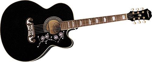 Epiphone EJ-200SCE Acoustic-Electric Guitar Vintage Sunburst