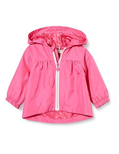 ZIPPY Baby-Mädchen Cortaviento para Bebé Niña Ss20 Windjacke, Shocking Pink 17/2127, 9/12M