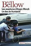 Les aventures d'Augie March - Le don de Humboldt (Quarto)