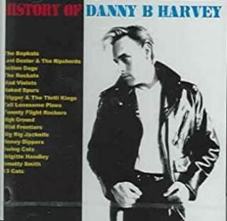 History of DANNY B HARVEY