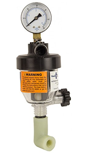 Automatic Air Relief Safety Valve AR300