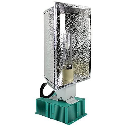 GB Lighting   Equipo de Iluminación LEC 3000K Cultivo indoor Resistente   Luminaria LEC 315W