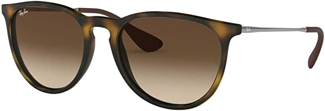 Ray-Ban RB4171 865/13 Erica Sunglasses Tortoise Frame / Brown Gradient Lens