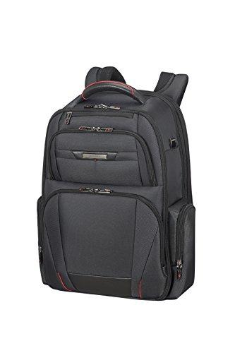 Samsonite Pro-DLX 5 Zaino Expandable per 17.3  Laptop 29 34L, 1.7 KG Zaino Casual, 34 l, 48 cm, 17.3 Pollici, Espandibile (48 cm - 34 L), Nero (Black)