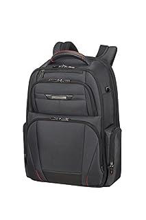 Samsonite PRO-DLX 5 - Backpack Expandable for 17.3 pulgadas Laptop 29/34L, 1.7 Kg Mochila tipo casual, 48 cm, 29 litros, Negro (Black) (B07DM1QPHX) | Amazon price tracker / tracking, Amazon price history charts, Amazon price watches, Amazon price drop alerts